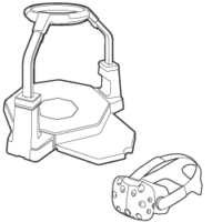Pedana dinamica VR VRUMS