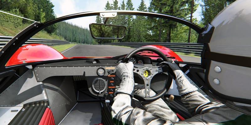 VR Racing Challenge VRUMS